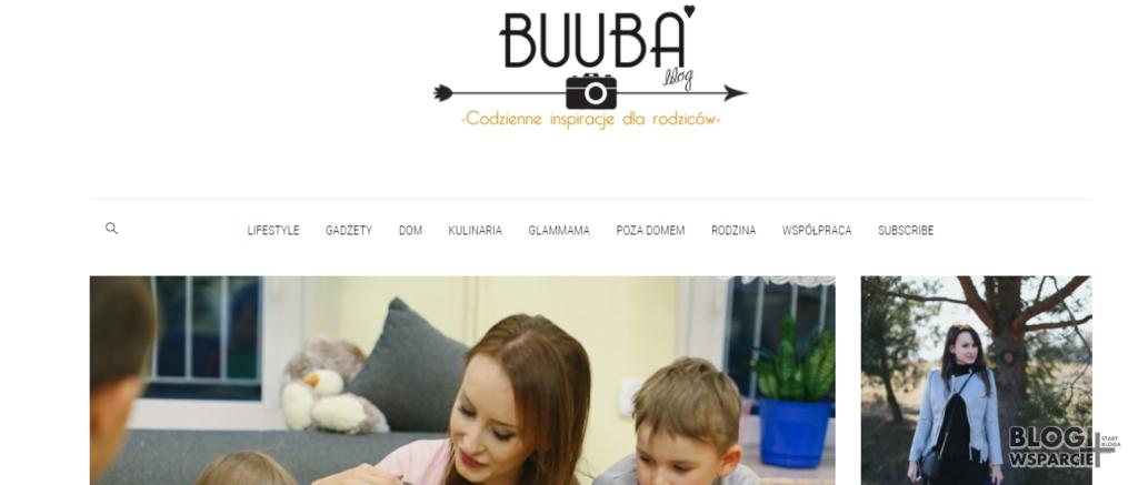 Buuba - blog dla rodziców z małymi i dorastającymi dziećmi Białystok