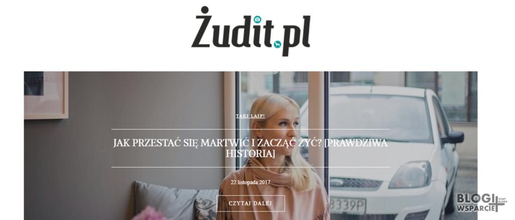 Żudit.pl - Najlepszy blog parentingowy w Polsce Białystok