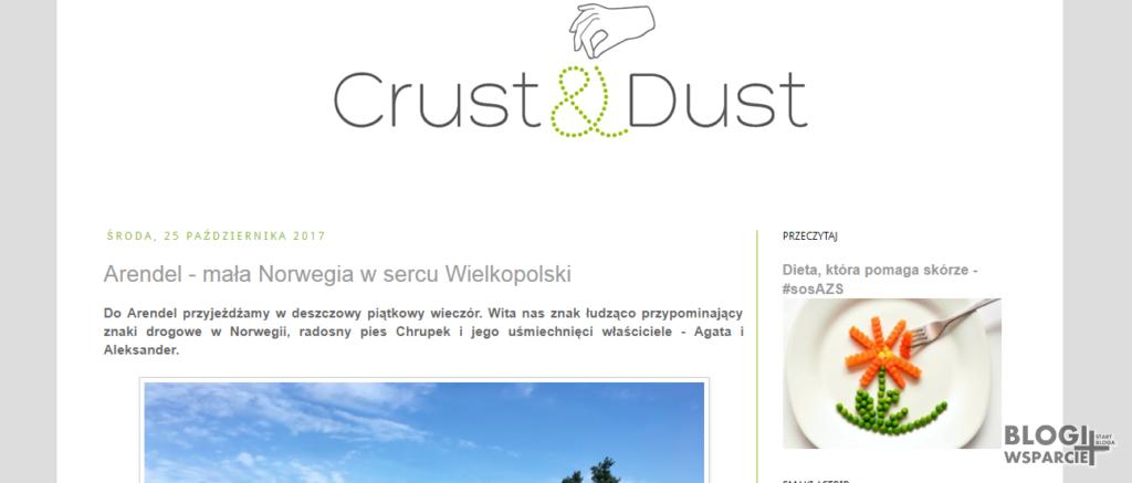 Crust & Dust - BLOG KULINARNY Białystok