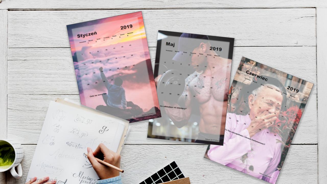 Unsplash.com / kalendarze aut. Paulina Radziszewska