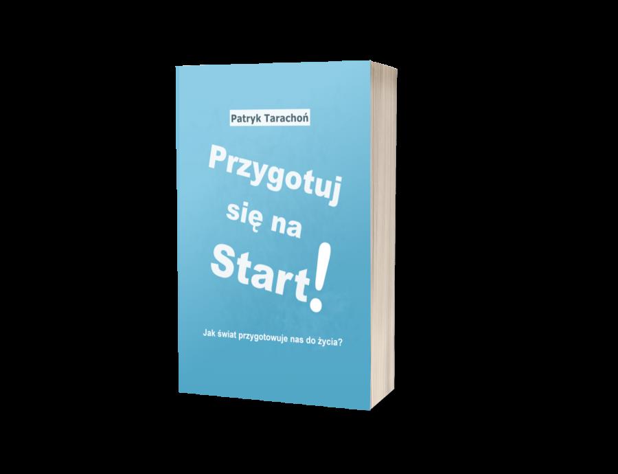 """W ,,Przygotuj się na Start"""", opowiadam na przykładach i anegdotach z własnego życia o tym, jak kształtuje nas świat i dlaczego stajemy się tacy, a nie inni. Powyższe wydanie, jest moją osobistą historią i zbiorem nadesłanych wiadomości od osób, z podobnymi doświadczeniami."""