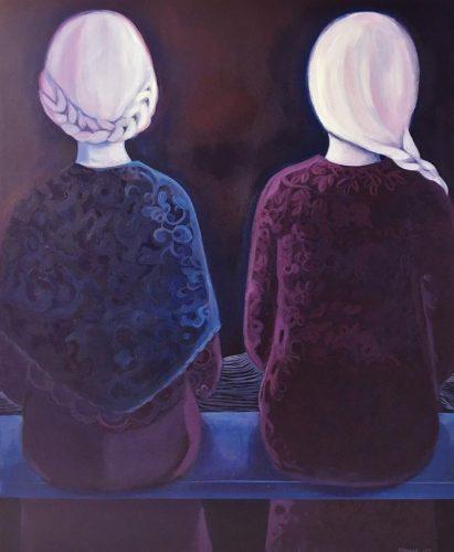 Jaki wpływ miały na mnie obrazy, których autorką jest Daria Alicja Ostrowska? Dlaczego symbolika tych dzieł robi takie wrażenie? Skąd autorka czerpie inspiracje!