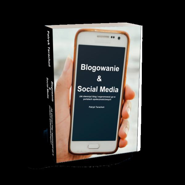 """Z książką ,,Blogowanie & Social Media. Jak stworzyć blog i wypromować go w portalach społecznościowych?"""", nauczysz się tworzyć własną stronę internetową z blogiem i promować ją w social-mediach."""