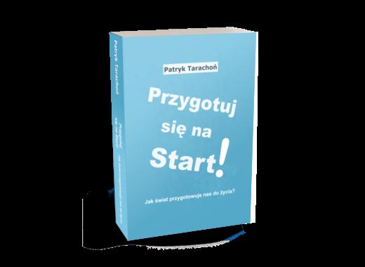 Okładka - Przygotuj się na Start - Patryk Tarachoń 2019