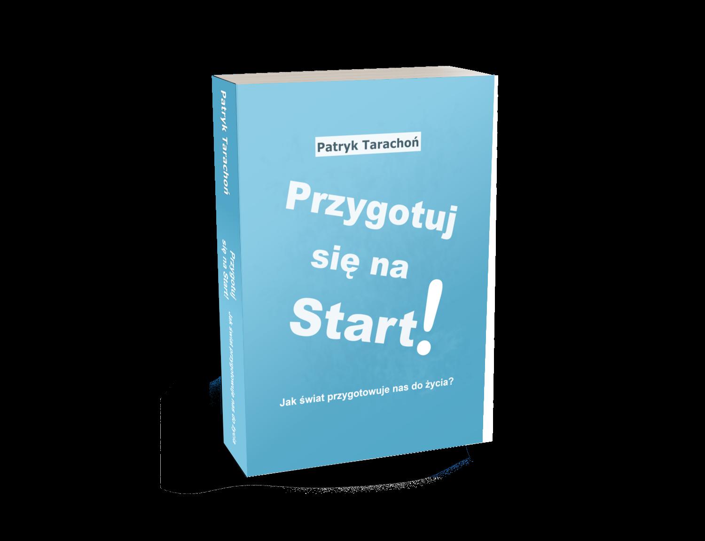 """Książka ,,Przygotuj się na Start"""" opowiada o poznawaniu siebie, radzeniu sobie z kompleksami, poniżaniem i uwagami, których słuchamy od najmłodszych lat. Wyjaśniam w niej, jak trudno być nastolatkiem w czasach, gdy każdy ocenia i wymaga abyśmy byli idealni."""