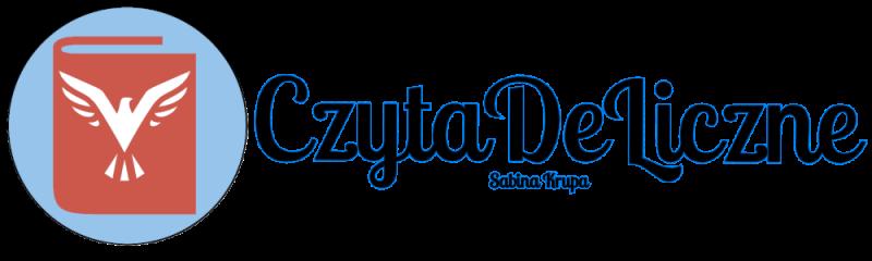 CzytaDeLiczne - logo z napisem Patryk Tarachoń 2019
