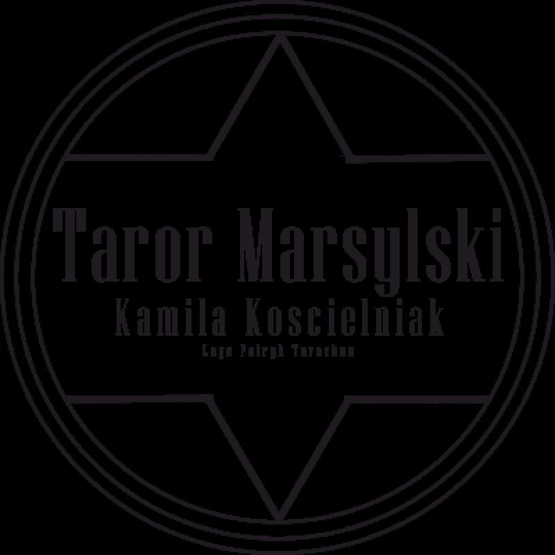 Logo - Tarot Marsylski - Kamila Kościelniak - Patryk Tarachoń 2019